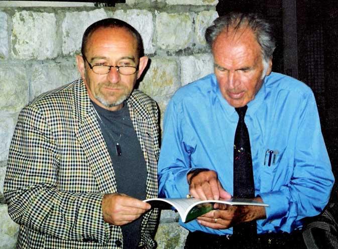 Kurt Semm i Miroslav Kopjar
